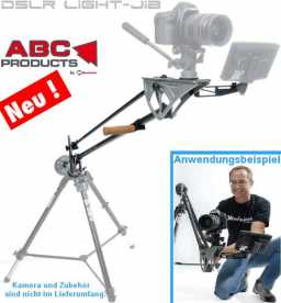 DSLR Light-Jib Arm von ABC-PRODUCTS (Kamera bis 4,5 kg)