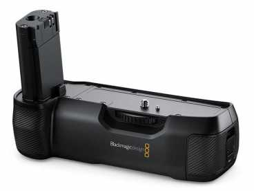 BlackMagic Pocket Camera Cinema 4K 6K Battery Grip Akkugriff für NP-F Akkus