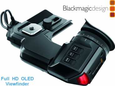 Blackmagic URSA full HD OLED 1920x1080 Viewfinder {Farbsucher}