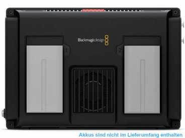 7'' BlackMagic Video Assist 12G-SDI HDMI HDR Touchscreen 4K Monitor und Recorder