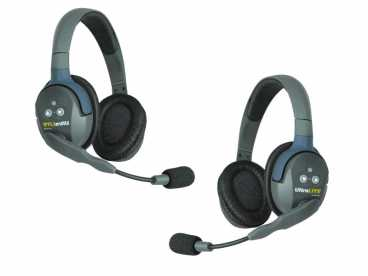 EARTEC ULTRALITE 2-D HD {UL2D-HD} digital DECT Intercom Headset