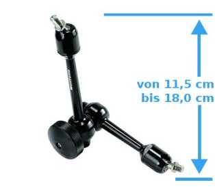 Manfrotto 819-1 MINI Gelenk Arm / SMALL HYDROSTAT ARM