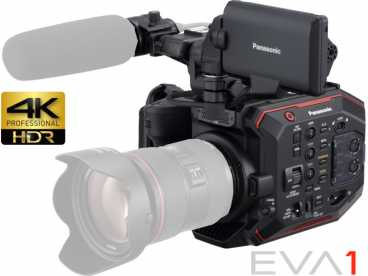 Panasonic AU-EVA1 Super 35mm 5,7K HDR Body EF-Mount