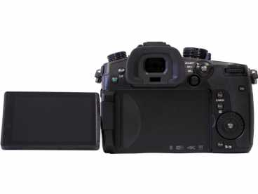Panasonic Lumix G DC-GH5M KIT mit Vario 12-60mm {F3,5-5,6}