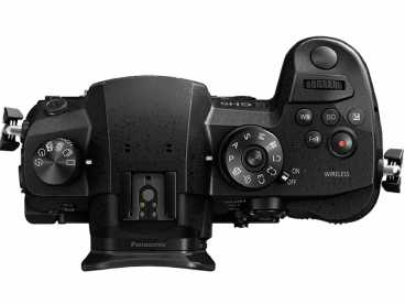 Panasonic Lumix  DC-GH5 High-End DSLM 6K 20.3MP Systemkamera {Body}