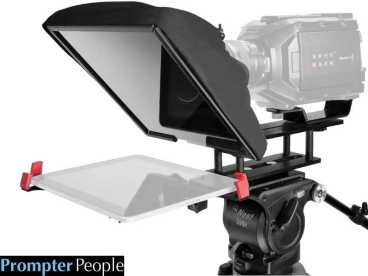 Prompter People Ultralight 10'' iPad Teleprompter - SET mit Videokopf und Stativ