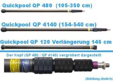 Tonangel xlr kabel gerade quickpole qcsp extra leicht for Quick up pool 120 hoch