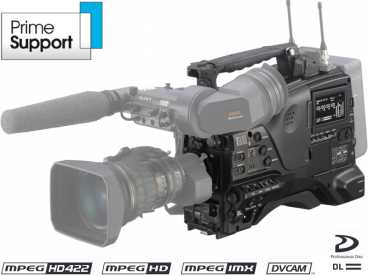 SONY PDW-850 XDCAM HD 422 Schulter Kamera/Camcorder