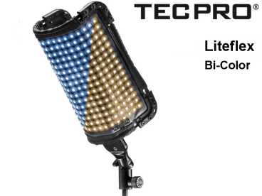 LED Licht TecPro Liteflex Bi-Color{60W - 256 Duo-LEDs} HighPower