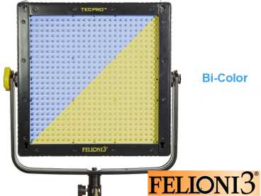 LED Licht Tecpro FELLONI3 TP-LONI3-BI-COLOR 24 Watt