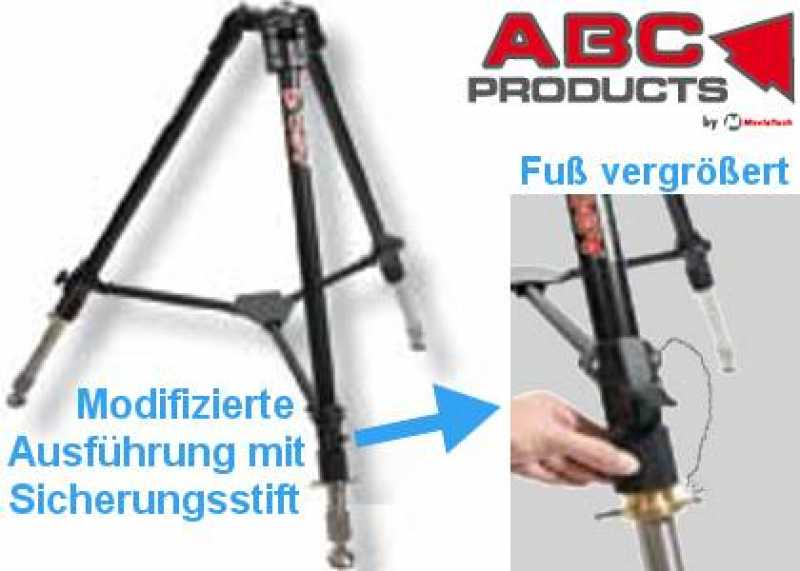 Stativ 132X MODIFIED ABC-Products für Kamera Kran SPEEDY und andere