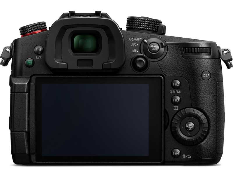 Panasonic Lumix DC-GH5S prof. Video HDR DSLM 10,3MP Systemkamera 4:2:2 10-Bit {Body}