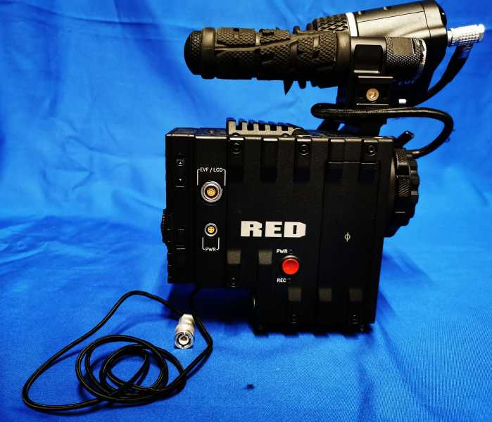 Red Epic-X MX