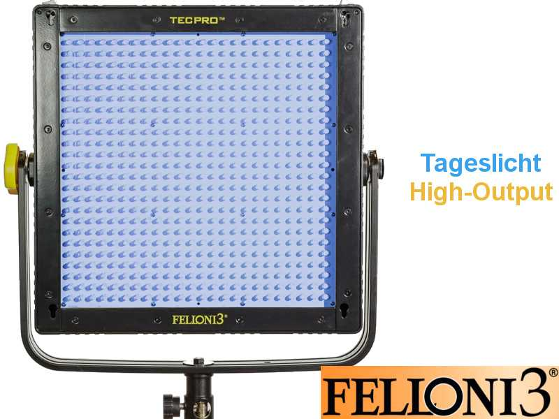 LED Licht Tecpro FELLONI3 TPLONI3-D-HO High-Output Tageslicht LED 48 Watt